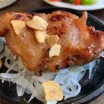 ビーフキッチンスタンド - 大山鶏のチキンステーキ