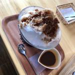 K's Cafe - ほうじ茶