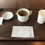 フーフー - 紅茶ホット①