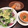 ベーカリー&レストラン 沢村 - 料理写真:サラダボールとスープセット