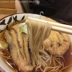 103599809 - 野菜天そば(430円税込)