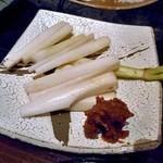 旬菜 籐や - 群馬産 うど味噌