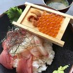 海鮮家千畳 - 海鮮丼