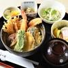 Matsuba - 料理写真:天丼