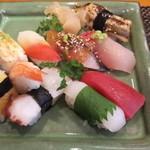 玄海鮨 - リバースアングル