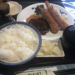 ニューかわぎし - 料理写真: