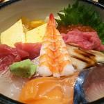 103615001 - ちらし寿司 1000円