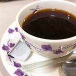 横浜市役所 第三食堂 かをり - ◆コーヒー 100円