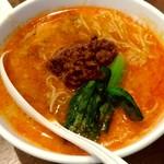 103615805 - 【2019.3.13(水)】日替定食の担々麺