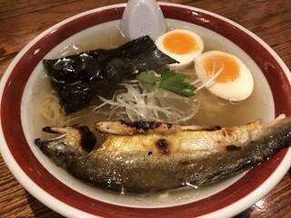 鮎ラーメン 二子玉川店