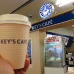 キーズカフェ - ドリンク写真:カフエラテ(R、300円)