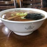 鈴木屋 - 料理写真:中華そば630円