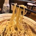 つけ麺らぁ麺油そば六朗 - 中華そば(大)