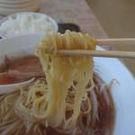 103626896 - 市販の中華麺です!