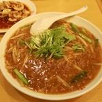 103629214 - ラーロージャンメン(辣肉醬麺) 900円