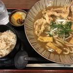 うどん 蔵十 - 料理写真: