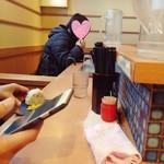 麺座丹波橋 - 店内の様子