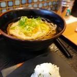 麺座丹波橋 - 天ぷらそば&おにぎり