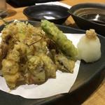 GOEN - ほたるいか天ぷら