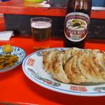 新ちゃん - ぎょうざ&ビール