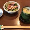 ののじ - 料理写真:鴨のサラダ&茶碗蒸し