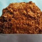 大里ぱくぱくポーク - 料理写真:肉の風味がブワーッ、ですわ!