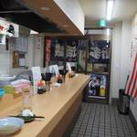 立呑処 新多聞酒蔵 - 店内