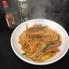 麺 すわまえ食堂 - 料理写真:五島うどんでナポリタン