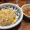 赤坂一点張 - 料理写真:炒飯 中盛 650円