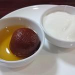 mitho Nepali Indian Restaurant&Bar - グラブジャムン、ダヒ