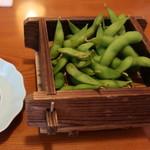 海鮮れすとらん 四季庵 - 枝豆