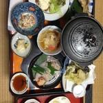 永楽荘 - 料理写真: