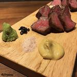 肉バルサンダー - 仙台黒毛和牛サーロイン