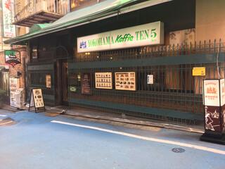 横濱珈琲店 五番街