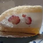 中島屋洋菓子店 - イチゴサンド
