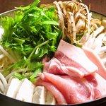 凛音 - あさぎり豚の生姜鍋