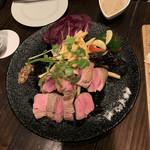 リノ - 鴨と牛肉