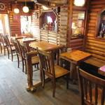 ログキット - テーブル席♪