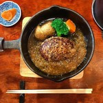 炭火・鉄板焼 ステーキ&ハンバーグ くずはら -