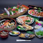 屋形船 あみ弁 - 【3月~11月】屋形船料理12,000円プラン