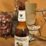 Cafe Line - タイのビール