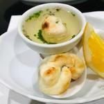 明徳  - トラフグ白子焼2種