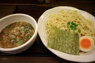 一村 - 関東風つけ麺です☆ 2019-0311訪問