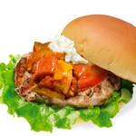 the 3rd Burger - 【期間限定】ラタトゥイユチキンバーガー