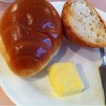 10367440 - ハンバーグのパン