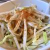 つけそば 周 - 料理写真:温野菜   最初にこんなの出てくるなんて嬉しいよね!