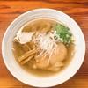純手打ち 麺と未来 - 料理写真:塩ラーメン(780)
