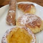 椿ベーカリー - 購入したパン