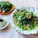 カフェド 巴里苑 - 料理写真:クリームスパゲティー