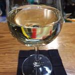 イタリアンBar Noの - グラスワイン 白